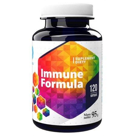 Immune Formula - ziołowa pomoc dla odporności