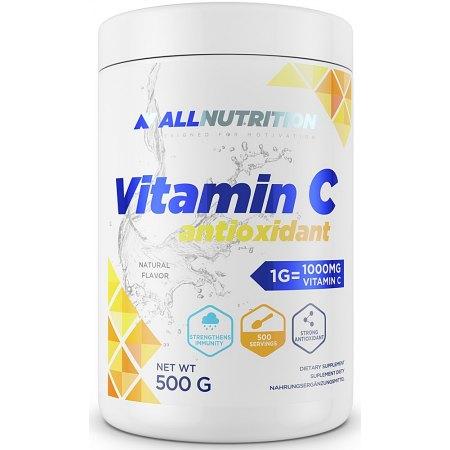 VITAMIN C ANTIOXIDANT - antyoksydant- ochrona przed inekcjami