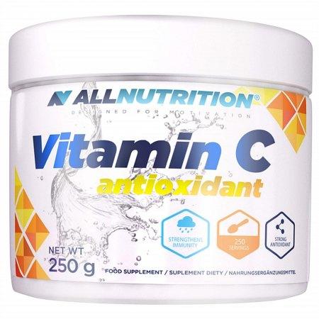 VITAMIN C ANTIOXIDANT 250 g - silny antyoksydant , wspomaga odporność organizmu