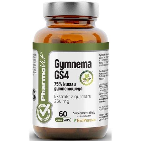 Gymnema GS4 - poziom cukru we krwi