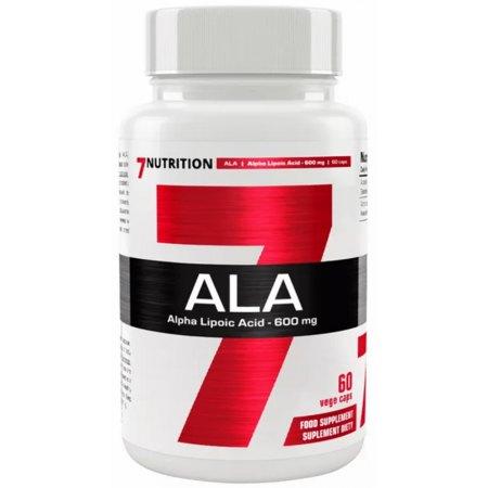 7Nutrition ALA- kwas alfaliponowy-metabolizm cukrów
