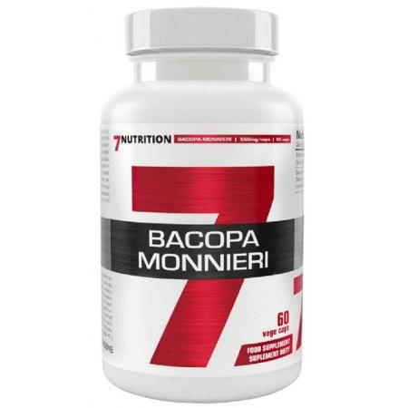 7Nutrition BACOPA MONNIERI - pamięć, koncentracja, łagodzenie stresu