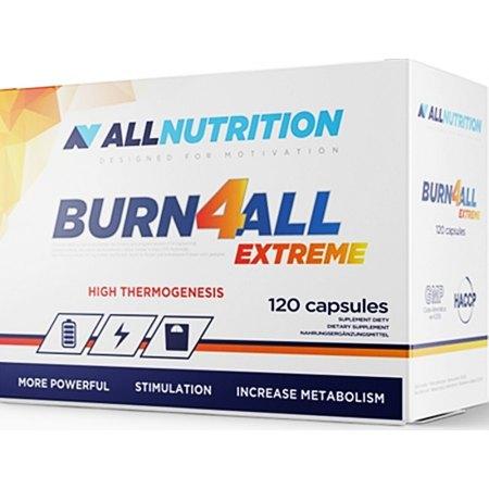 BURN 4 ALL EXTREME NEW - spalacz tłuszczu