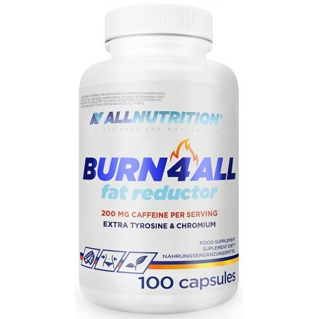 BURN4ALL FAT REDUCTOR - spalacz tłuszczu