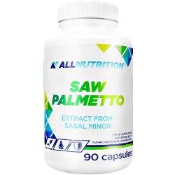 ALLNUTRITION SAW PALMETTO - prostata, łysienie androgenne