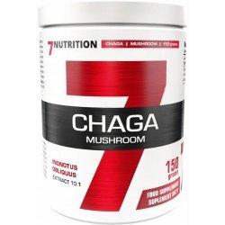 7Nutrition CHAGA MUSHROOM witalność, odporność, metabolizm, poziom glukozy,