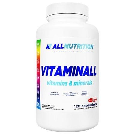 ALLNUTRITION VITAMINALL- uzupełnienie niedoborów witamin i minerałów