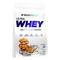 ALLNUTRITION ULTRA WHEY - koncentrat i izolat białka serwatki. - na masę mieśniową