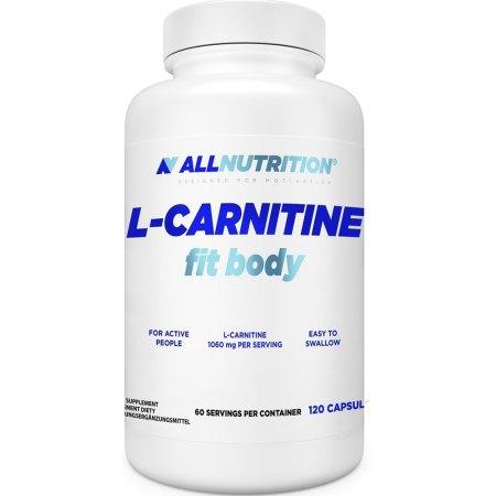 ALLNUTRITION L-CARNITINE FIT BODY - spalacz tłuszczu