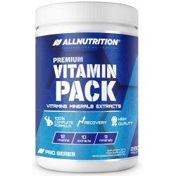 ALLNUTRITION PREMIUM VITAMIN PACK - kompleks witamin, minerałów i ekstraktów ziołowych