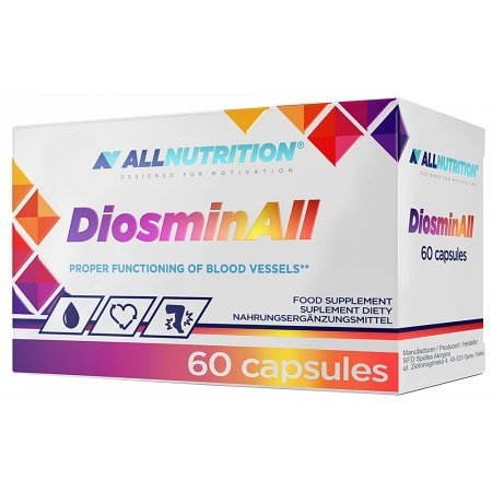 ALLNUTRITION DIOSMINALL - krążenie krwi