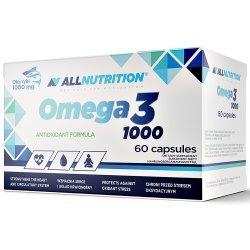 ALLNUTRITION OMEGA 3 zdrowe serce