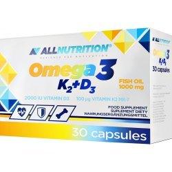 ALLNUTRITION OMEGA 3 D3 K2