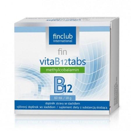 fin VitaB12tabs-układ nerwowy