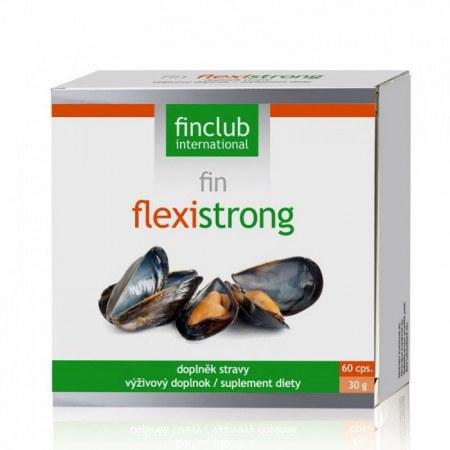 fin Flexistrong-ekstrakt z małży -regeneracja stawów