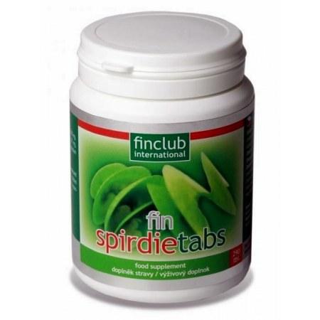 fin Spirdietabs-290 tabletek-oczyszczanie-odżywianie-zielone proteiny