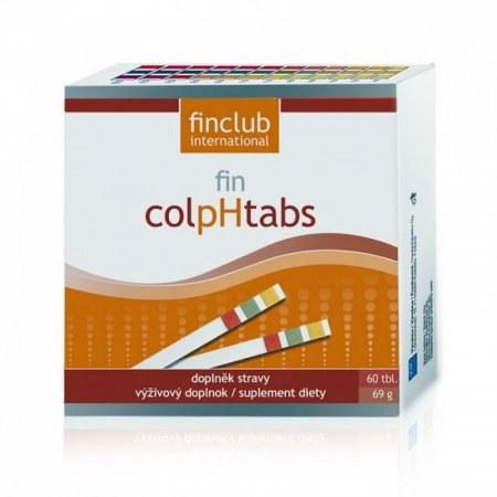 fin ColpHtabs-21 wybranych składników pomagających w regulacji pH