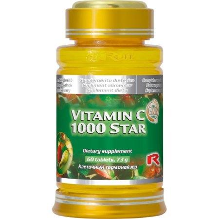VITAMIN C 1000 STAR odporność